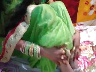 Desi indian bride 1 st night