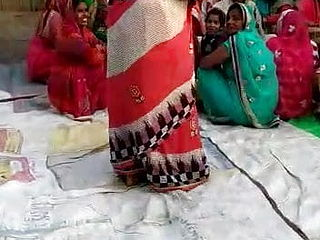 Desi Rustic marriage song amp; dance