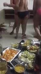Delhi gang soiree naked desi indian