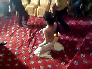 Desi Indian chick handsome dance for money