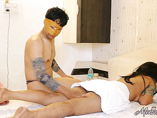 Massage Porn Of Indian Bhabhi Mona With Her Hubby