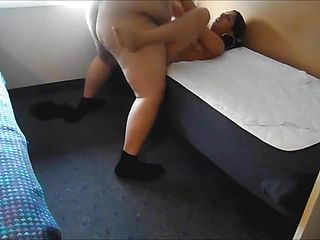 My pornvideo whit a hungarian indian dame