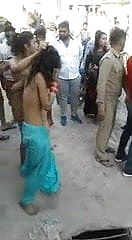 Indian desi trannies naked in public