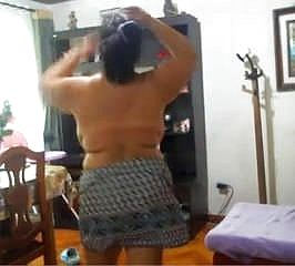 DANCING INDIAN Cougar -SECRETLY TAPED
