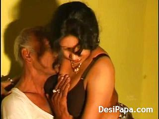 Indian Bhabhi Banged By Parent In Law
