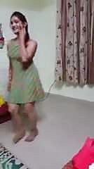 Luxurious Female DANCING IN HER ROOM.mp40