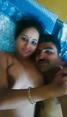 Wonderful Milk cans INDIAN Wifey Foreplay WITH HINDI AUDIO