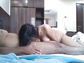 Splendid hotwife desi penetrated in motel