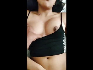 Ultra cute Indian Nistha Singh pounded rock hard