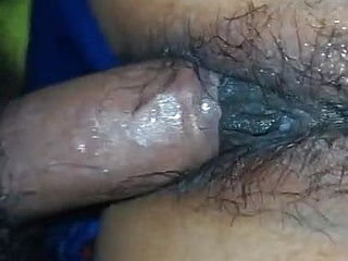 My Assamese gfrsquos unshaved twat